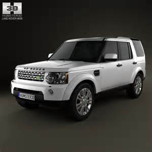 land rover discovery 4 lr4 2012 3d model humster3d