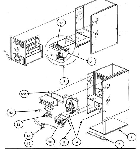 furnace parts diagram carrier furnace carrier furnace 100 carrier infinity