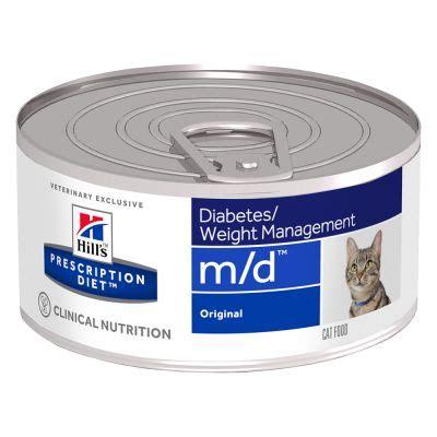 weight management md hill s prescription diet feline m d diabetes weight