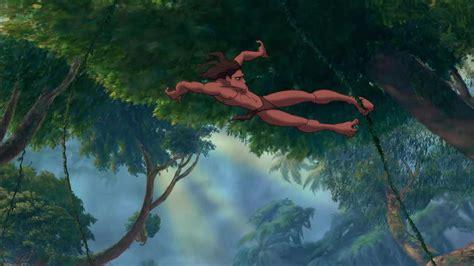 tarzan the monkey man swinging on a rubber band lyrics disney canon countdown 37 tarzan rotoscopers