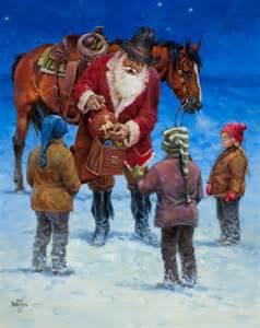Xmas Door Decorating Ideas santa s magical saddlebags artist jack sorenson