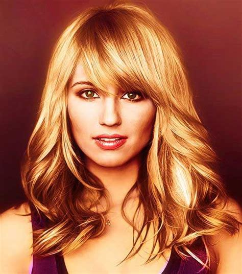 Hairstyles With Side Bangs by 20 Hair Side Swept Bangs Hairstyles Haircuts