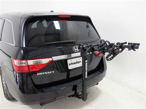 Best Bike Rack For Mazda 3 by Mazda 3 Rhino Rack 4 Bike Rack 1 1 4 Quot And 2 Quot Hitches Tilting