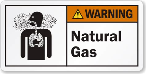 Herbal Warnings gas symbol