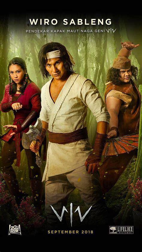 film indonesia jadul wiro sableng keren ini visual wiro sableng versi baru sherinanya