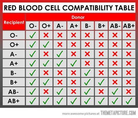 Ab Blood Type scumbag ab blood type blood type
