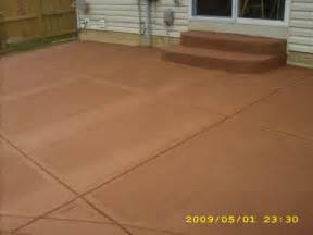 the concrete guys quot colored concrete quot