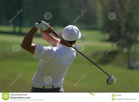 swing man golf men golf swing stock photo image of ball swing green