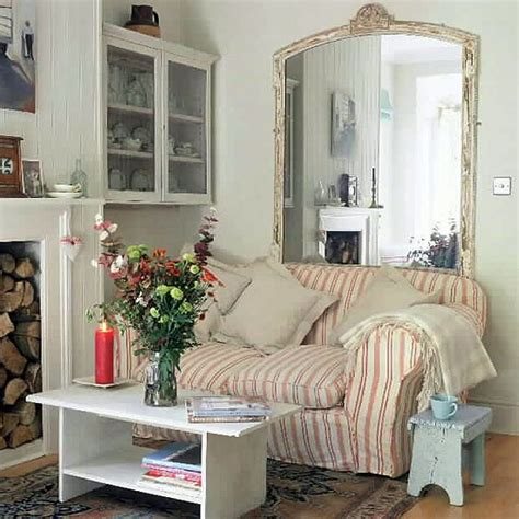 Small Living Room Ideas Uk by Living Room With Vintage Style Housetohome Co Uk