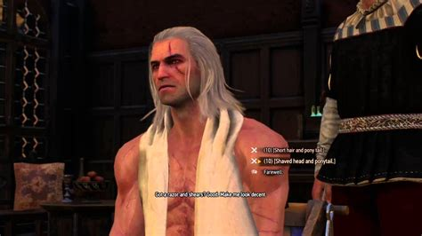witcher 3 hairstyles and beard dlc the witcher 3 dlc playreplay cabelo barba 02 playreplay