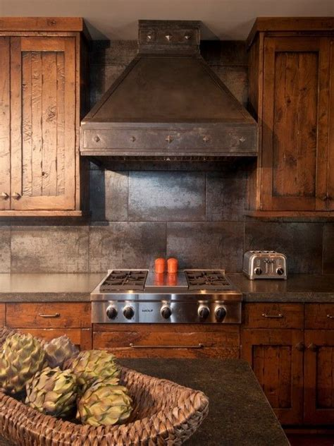 rustic cabin kitchen cabinets traditional kitchen log cabin decorating design pictures