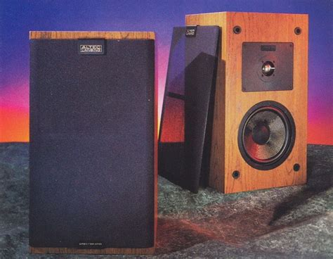 altec lansing model 115 bookshelf speakers review test price
