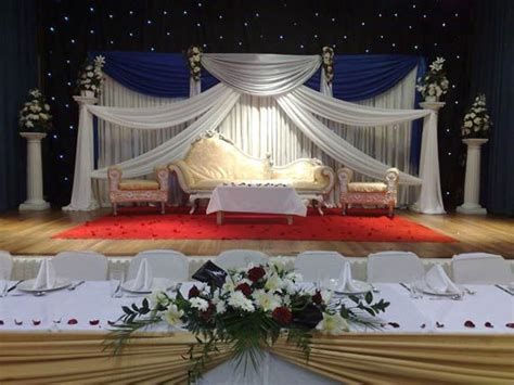 Wedding Background Decoration Ideas by Beautiful Starlight Background Wedding Stages Decoration