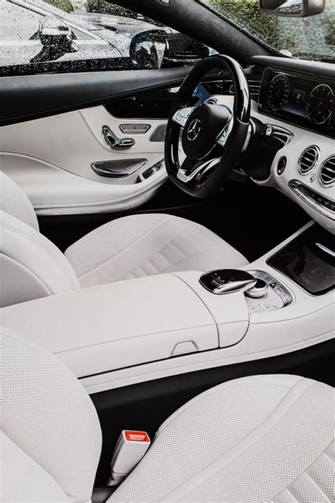 Most Popular Car Interior Color by Mercedes 2017 Mercedes Mercedes S500 Coupe