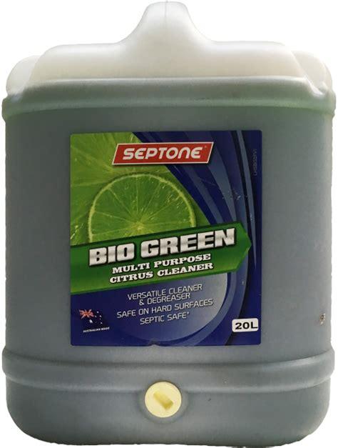 Bio Green septone citrus cleaners bio green 20l