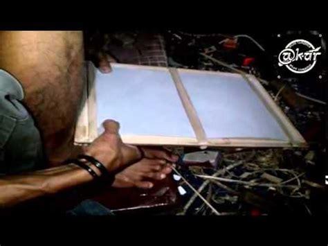 tutorial pigora unik video cara membuat kerajinan tangan unik pigura dari