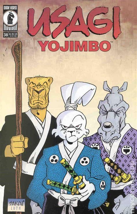 Usagi Yojimbo Book 2 usagi yojimbo 1996 3rd series comic books
