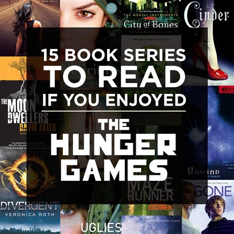 libro read this if you 15 book series to read if you enjoyed quot the hunger games quot