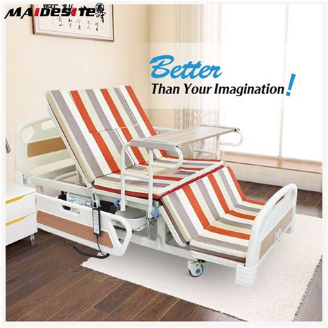 medical beds for home use wholesale adjustable patient hospital bed for home use