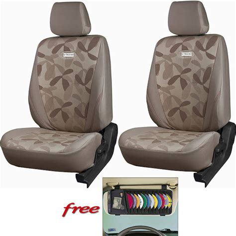 cotton car seat covers india buy branded printed car seat cover for maruti suzuki