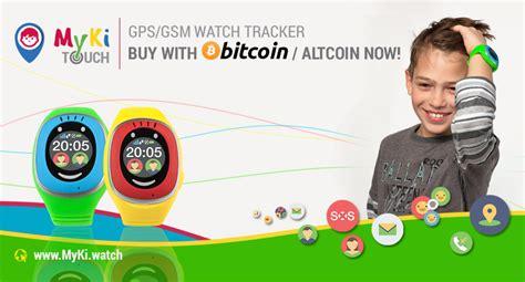 smart it up allterco robotics introduced new myki watch and new allterco robotics accepts bitcoin payments now myki