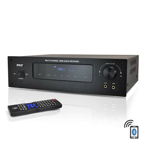pyle pta bluetooth  channel  hdmi home