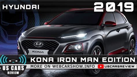 hyundai kona iron man edition review release date