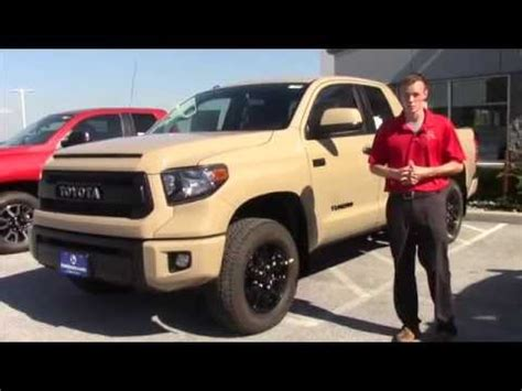 toyota tundra trd pro review  connor youtube