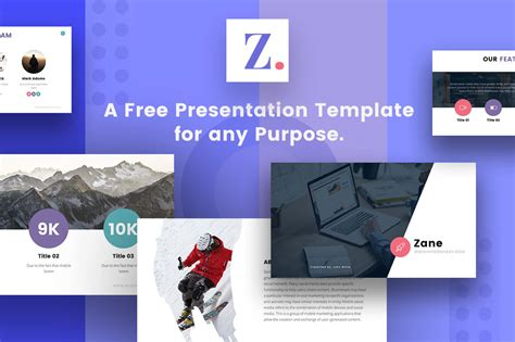 Free Google Slides Theme Business And Colorful Template Keynote Templates For Powerpoint