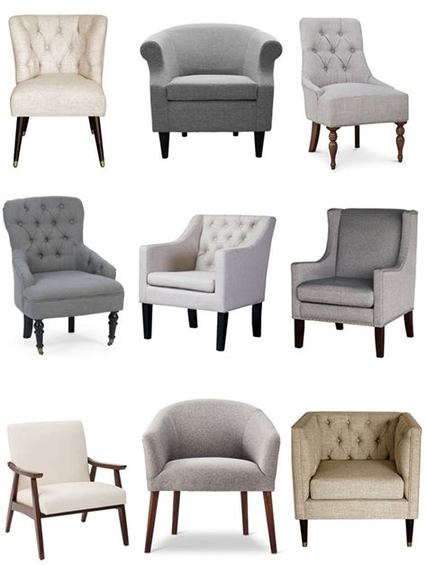 sources  affordable neutral accent chairs erin spain