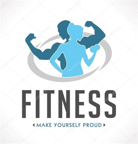 imagenes logos fitness fitness logo gym stock vector 169 kosecki 122487342
