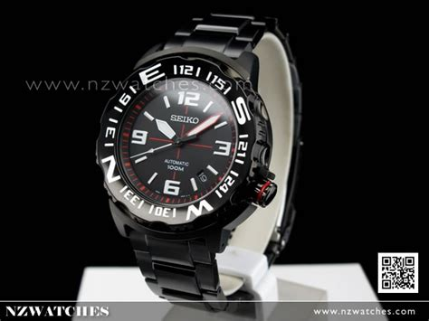 Seiko Srp447k1 Srp447 Diver Automatic Black buy seiko superior automatic 100m sport srp447k1 srp447 buy watches seiko nz