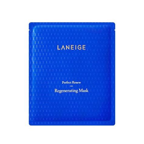 Laneige Korea laneige renew regenerating mask korean