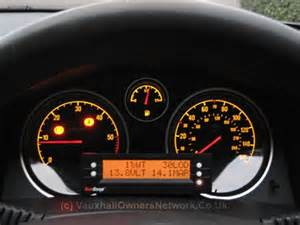 Vauxhall Owners Network Where Is The Engine Temperature Vauxhall Owners