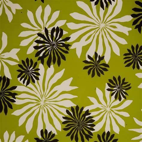 wallpaper lime green flowers missprint misp1015 fleur lime green wallpaper missprint