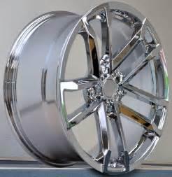 Tires And Rims Uae 20 X 9 Inch Camaro Zl1 Replica Wheels Chrome Tires Fit