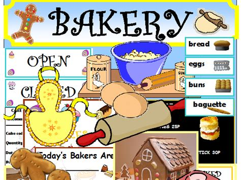 Bakery Manager Needed 2 by Bettyboop123 S Shop Teaching Resources Tes