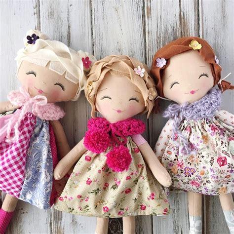 Handmade Doll Tutorial - best 25 rag dolls ideas on diy rag dolls