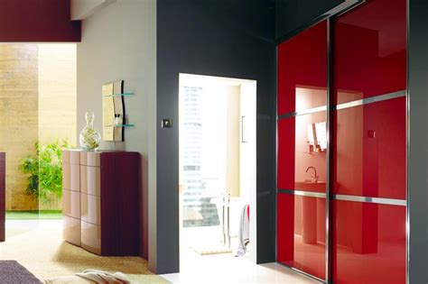 Coloured Glass Wardrobe Doors by Fitted Bedrooms Wardrobes Beds And Chests Of Drawers