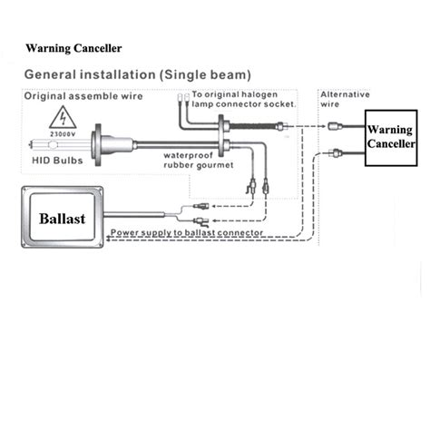 hid relay capacitor diagram hid capacitor wiring diagram 28 images hid kit installation guide how to correctly install