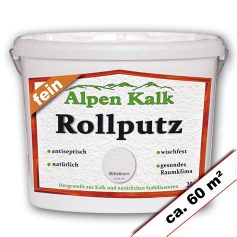 Alpenkalk Rollputz Erfahrung by Rollputz Ist Nicht Immer Gleich Rollputz Gateo Gateo