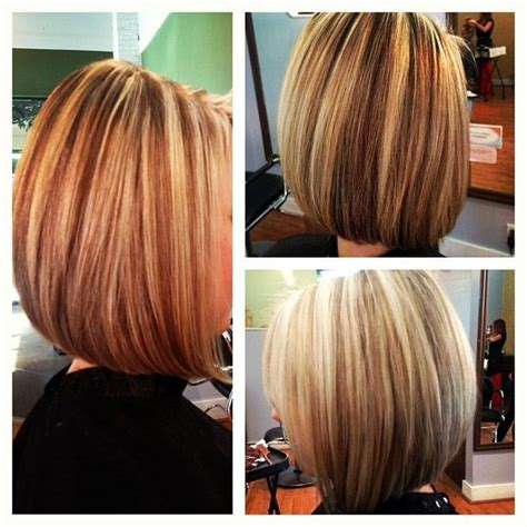 bob hair with high lights and lowlights bob hairstyle with highlights and lowlights 62356 bob hai
