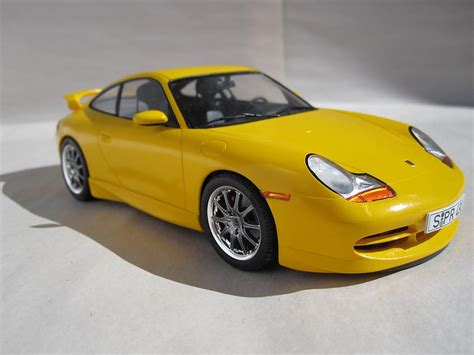 Porsche Gt3 Model Car by Porsche 911 Gt3 Tamiya 1 24 Glass Model Cars