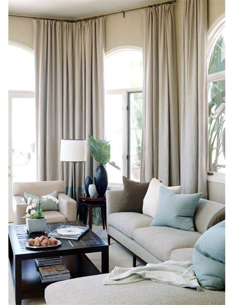 Living Room Curtain Color Ideas Ideas 35 Stylish Neutral Living Room Designs Digsdigs