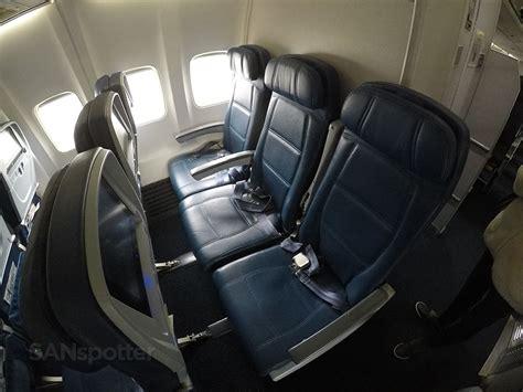 delta boeing 757 economy comfort delta air lines 757 300 economy class san diego to atlanta