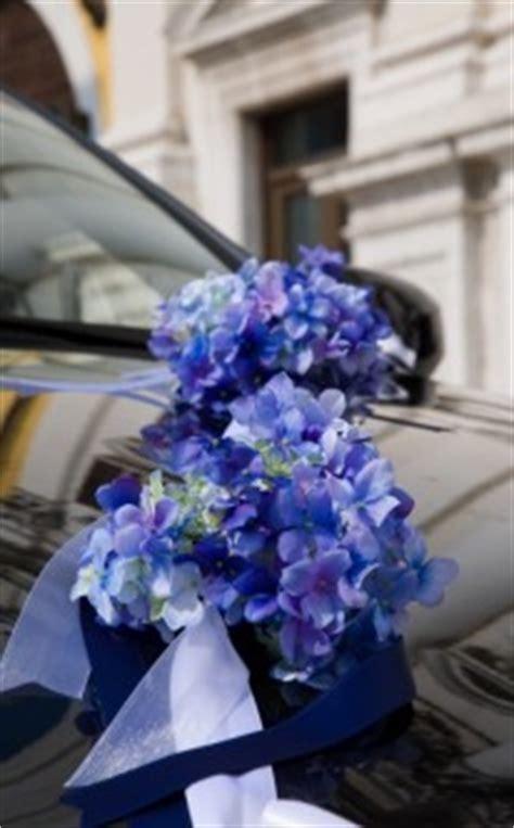 Hochzeitsschmuck Blau by Autoschmuck Zur Hochzeit Ideen F 252 R Autodeko Zur Hochzeit