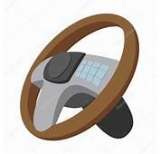 汽车方�盘卡通插图 — 图库矢量图像&169 Juliarstudio 95514692