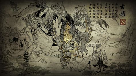 dota 2 new year wallpaper dota 2 new bloom wallpaper more http dota2walls
