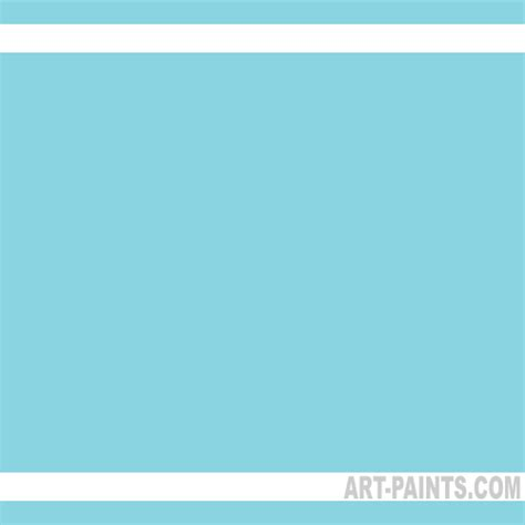 caribbean blue color caribbean blue opaque delta acrylic paints 2530