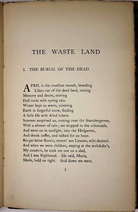 libro the waste land norton the wasteland and car photos